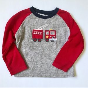 ❤️3/$15❤️ Carter's Size 4T Super Soft Pajama Top